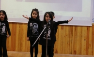Kreş Öğrencileri Atatürk'ün Annesi Zübeyde Hanım'ı Unutmadı