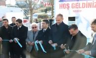 Ömerli Mahallesi'nde Acil Yardım İstasyonu Açıldı