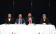 Hasan Can AK Parti Ümraniye İlçe Teşkilatı Yönetim Kurulu toplantısına katıldı