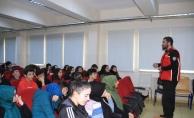 Kartal Belediyesi'nden Çocuklara Afet Bilinci Eğitimi