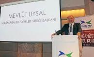 Başkan Uysal, MBB'nin 2017 Faaliyet Raporu'nu sundu