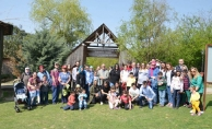 Otistik çocuklar Doğal Yaşam Parkı'nı ziyaret etti