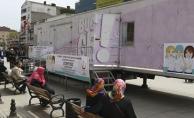 Sultanbeyli'de kanser taraması