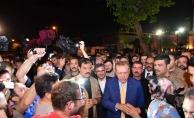 CUMHURBAŞKANI RECEP TAYYİP ERDOĞAN NEVMEKAN'DA