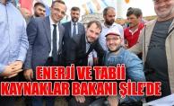 ENERJİ VE TABİİ KAYNAKLAR BAKANI ŞİLE'DE