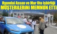 Hyundai Assan ve Mar Oto işbirliği müşterilerinimemnun etti…