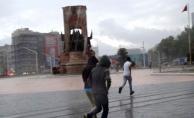 İstanbul'da metrekareye 35 kilo yağış düştü