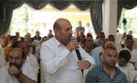 İstanbul muhtarları İmar Barışı Toplantısı'nda buluştu