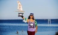 Lena Erdil dünya ikincisi oldu