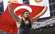 U23 Avrupa Güreş Şampiyonası'nda milliler 2. oldu