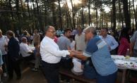 Başkan Can, piknik organizasyonuna katıldı
