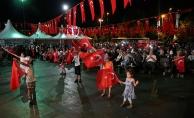 Beykoz'da 15 Temmuz Ruhu Canlandı