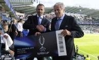 Süper Kupa İstanbul'da oynanacak