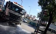 Ümraniye'de temizlik çalışmaları 7/24 devam ediyor