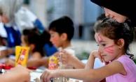 Zeynep Kamil Parkı'nda Akşam Çayı