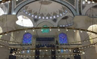 Çamlıca Camii'nde ilk sela okundu