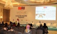 Ataşehir Belediyesi projeleriyle iklim sempozyumunda farkını anlattı