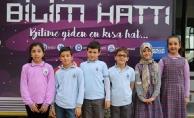 İBB'den Çocuklara Bilimi Sevdiren Otobüs Hattı