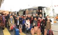 İstanbul'a İlk Kez Gelen 100 Öğrenci Kartal'da Ağırlandı