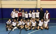 Sarıgazispor Voleybol Takımı'ndan muhteşem galibiyet: (3-0)