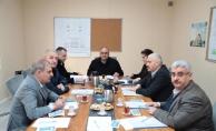 Hasan Can, Ümraniye Büyük Camii Mütevelli Heyeti Toplantısına Katıldı