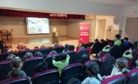 Ümraniye'de öğrencilere çevre eğitimi verildi