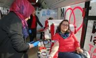 Ataşehir Belediyesi ÇalışanlarındanKök Hücre Ve Kan Bağışı Desteği