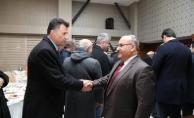 Hasan Can, Ümraniye'deki okul müdürleriyle bir araya geldi