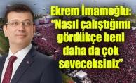 İmamoğlu: Seçime Girerken 100 İstanbullu'dan Sadece 15'i Beni Tanıyordu, Ama Şimdi Buradayım!
