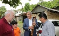 Başkan Aydın, Baston Sanatını Yerinde İnceledi
