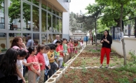 'Çiftçiler Günü' Öğrenciler İle Birlikte Kutlandı