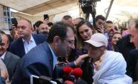 Ekrem İmamoğlu ve Gökhan Yüksel'den Pendik ve Tuzla'da ziyaretler