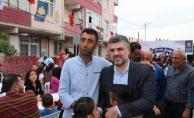 Gönül Sofraları Hamidiye Mahallesi'ne Kuruldu