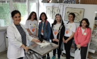 Kartallı Öğrenciler, Tubitak Projeleri İçin Veteriner Müdürlüğü'nü Ziyaret Etti