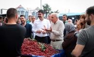 Bakan Murat Kurum Ümraniye'de