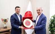 Başkan Yıldırım'dan Ümraniyespor'a Moral Ziyareti