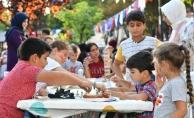 Şehit Timur Aktemuz Parkı'nda 5 Çayı Buluşması Gerçekleşti