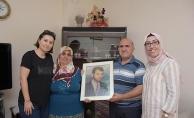 Tuzla Belediyesi Gönül Elleri Çarşısı'ndan Şehit Ailelerimize Bayram Ziyareti