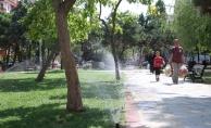 Kartal'da Park Bakım Çalışmaları Devam Ediyor