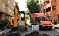 Ümraniye Belediyesi'nin Yağmursuyu Kanalı Çalışması Tüm Hızıyla Sürüyor
