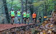 İBB Runtofd'un İlk Sabah Koşusu Belgrad Ormanı'nda Yapıldı