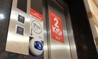 Koronavirüs'e karşı ses komutlu asansör