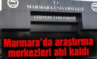 Marmara'da araştırma merkezleri atıl kaldı