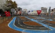 Kartallı Çocuklara Trafik Eğitim Parkı