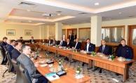 Gökhan Yüksel CHP'li Belediye Başkanları Toplantısına Katıldı