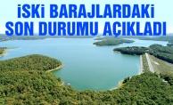 İSKİ Barajlardaki Son Durumu Açıkladı