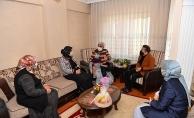Şadi Yazıcı'dan 65 Yaş Üstü Büyüklere Ziyaret