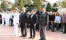 Tuzla'da Gaziler Günü Anma Programı yapıldı