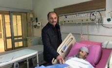 İşadamı Sabri Şenel'in acı günü