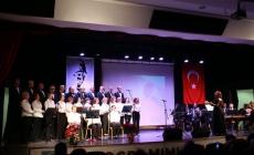Çekmeköy Musiki Derneği Atatürk'ün Sevdiği Şarkıları Seslendirdi